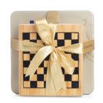 Подаръчен Комплект-Шах с Аксесоари за Вино
