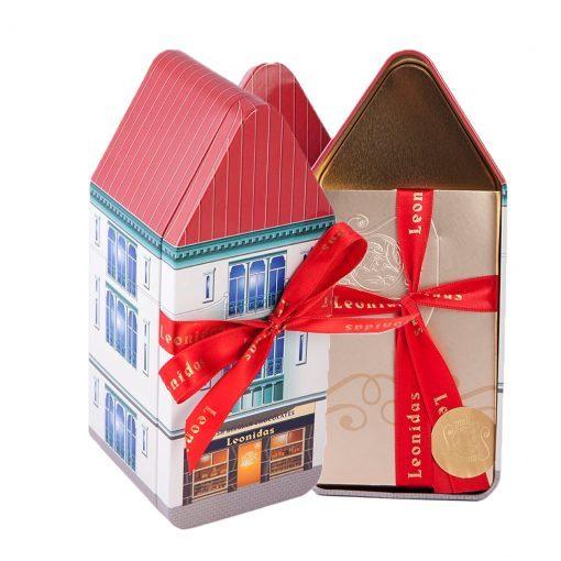 Ballotin 750гр. Кутия с Шоколадови Бонбони Leonidas (примерно 52 Бр.)-Copy