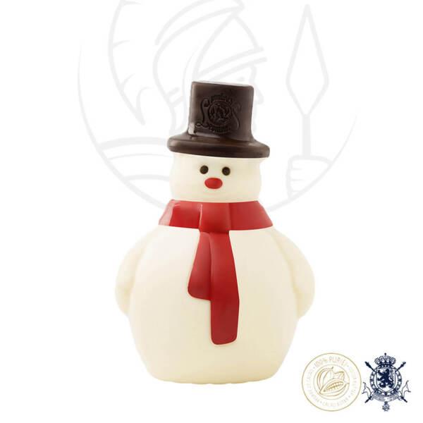 Коледна Шоколадова Фигура Leonidas - Снежен Човек 100 гр.