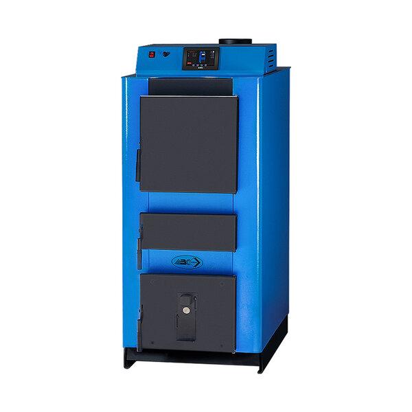 Пиролизен котел на дърва ABC DELTA 30 kW