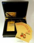2 броя Златни карти в луксозна кутия