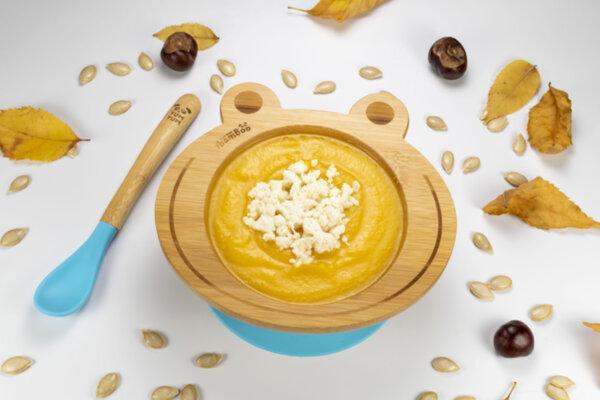 Бебешка тиквена крем супа