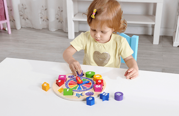 10 предимства на дървените играчки