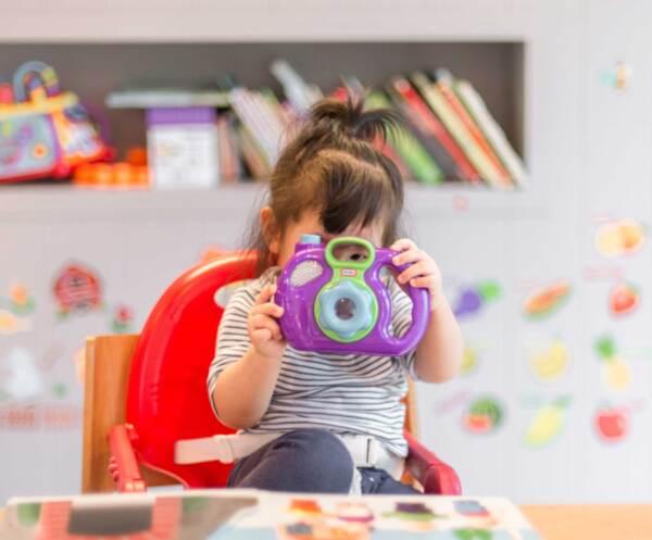 Занимания и игри за деца на 2 години