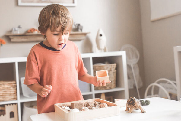 Занимания и игри за деца на 4 години