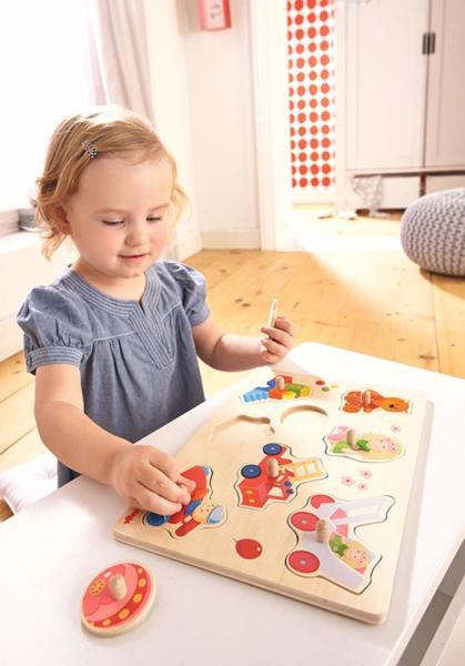 Ползите от пъзелите в ранното детско развитие