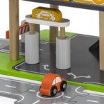 Многоетажен Паркинг и Бензиностанция, Viga Toys