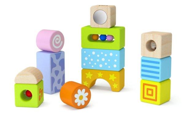 Сензорни музикални блокчета, Viga toys