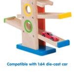 Пързалка за коли, WonderWorld
