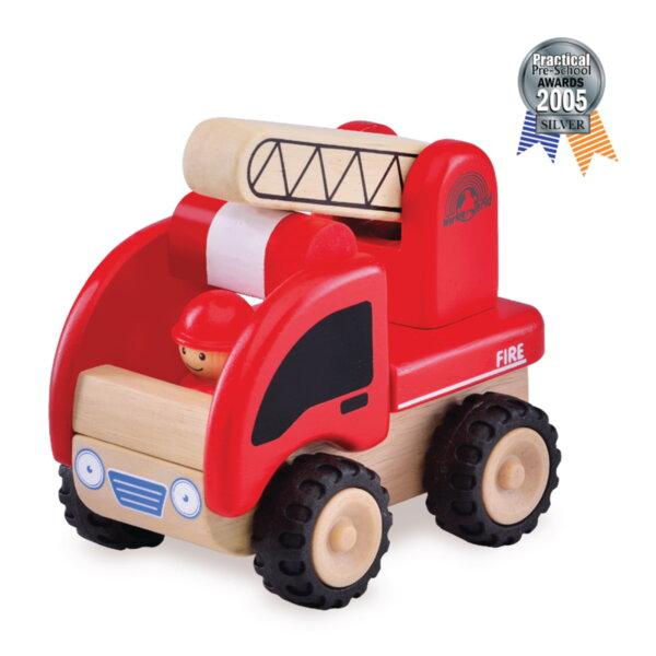 Мини пожарен камион, WonderWorld