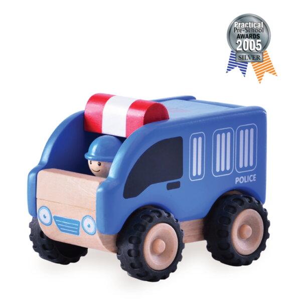 Мини полицейски камион, WonderWorld