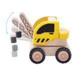 Мини камион с кран, WonderWorld
