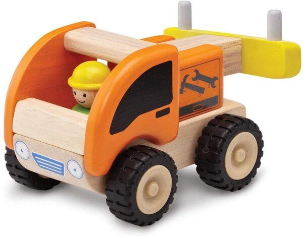 Мини камион за пътна помощ, WonderWorld