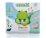 Персонализирана Бамбукова купичка жаба с вакуумно дъно от Yum Yum Bamboo