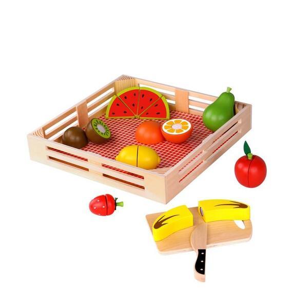 Дървени плодове за рязане, Tooky toy