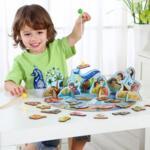 Магнитна игра/пъзел на риболов, Tooky toy