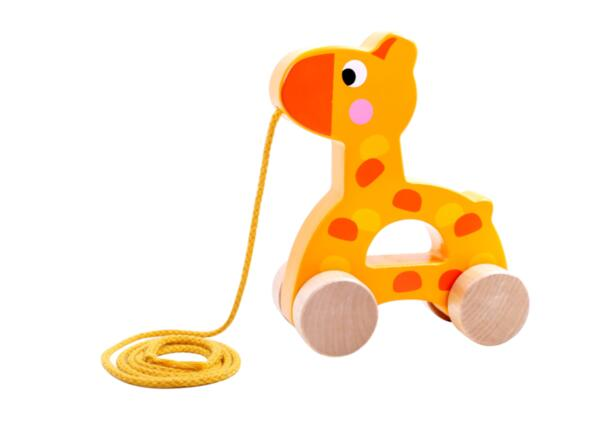 Жираф за дърпане, Tooky Toy
