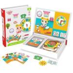 Магнитна образователна игра Страхотен ден, Tooky Toy