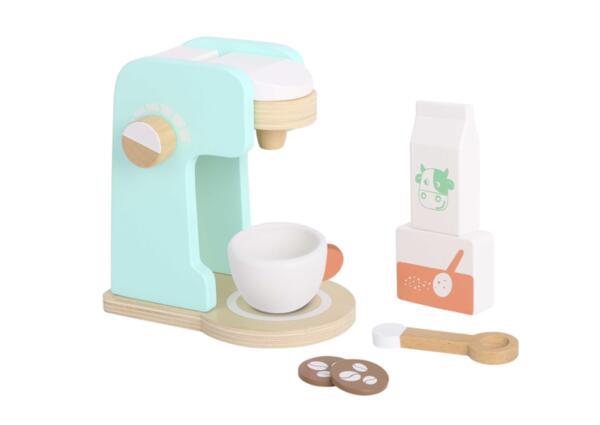 Дървена машина за кафе, Tooky Toy