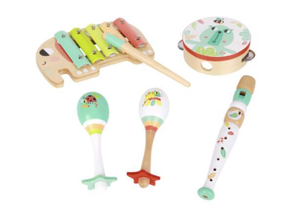 Музикални инструменти в комплект , Tooky Toy