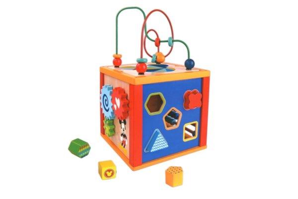 Куб за активности на Мики Маус 5 в 1