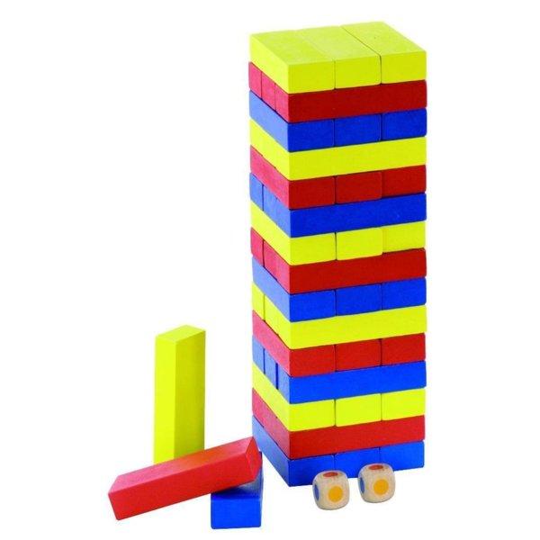 Дървена  дженга, Viga toys