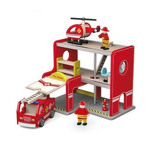 Пожарна станция