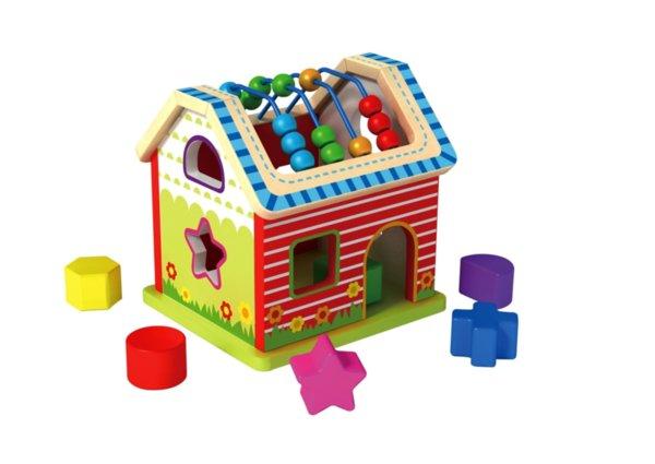Къща за активности, Tooky toy