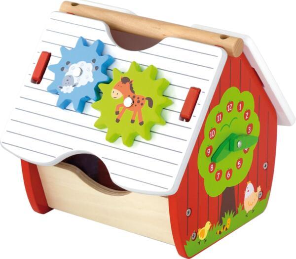 Сортер къща с активности, Viga toys