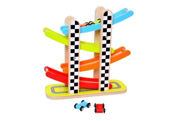 Пързалка за коли Tooky Toy
