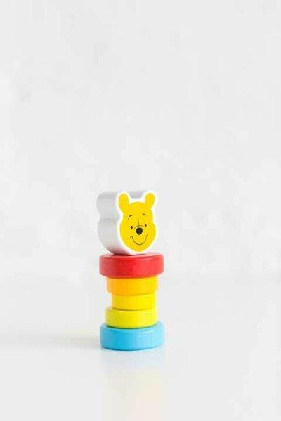 Мечо Пух еластична играчка с рингове