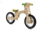 """Дървено колело за баланс без педали модел """" Голямо Лили"""""""