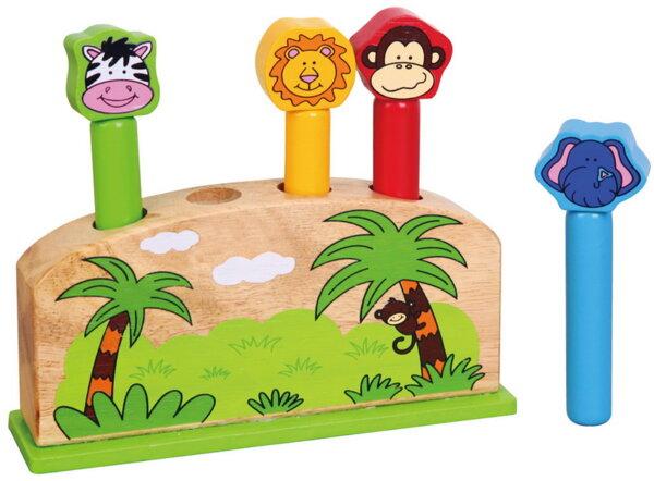 Подскачащи животни, Viga toys