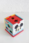 Disney Мики Маус Сортер с дървени форми