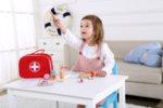 "Детски медицински комплект ""Малък доктор"""