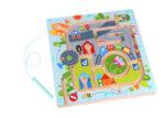 Магнитен лабиринт - град, Tooky toy