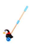 Дървен пингвин за бутане, Tooky toy