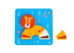 6 мини пъзела животните, Tooky toy