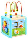 Куб за активности 5 в 1 , Tooky toy