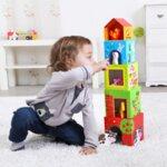 Дървени кубчета, Tooky toy