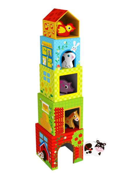 Кубчета фермата, Tooky toy