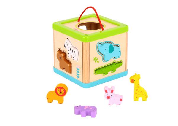 Сортер - животните, Tooky toy