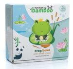 Бамбукова купичка с вендуза - жаба от Yum Yum Bamboo