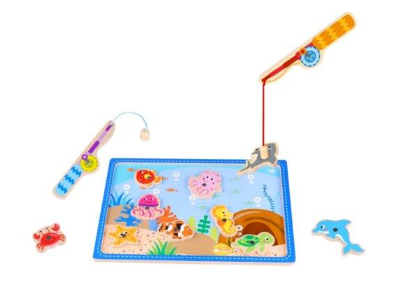 Игра на риболов, Tooky toy