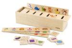 Образователна игра за сортиране, Viga Toys