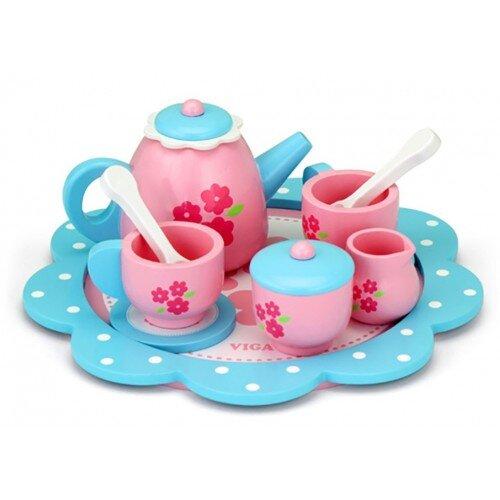 Детски сервиз за чай от Viga toys
