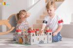 Дървен  замък от Viga toys