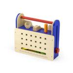 Дървена сгаваема работилница с инструменти, Viga toys