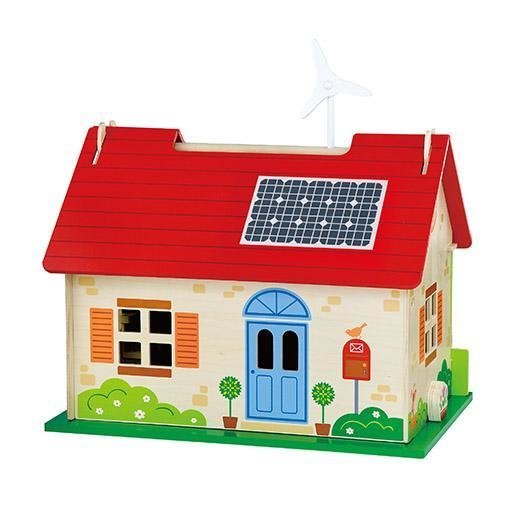 Еко къща за кукли, Viga toys