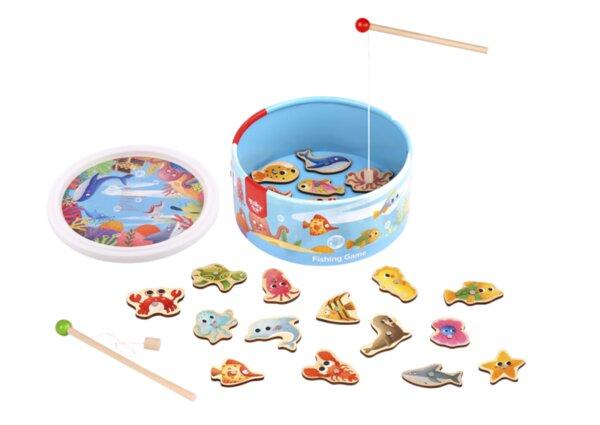 Игра на риболов Аквариум с рибки, Tooky toy